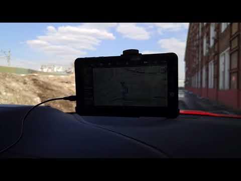 Навигационный планшет Navitel T700