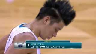 林書豪Jeremy Lin