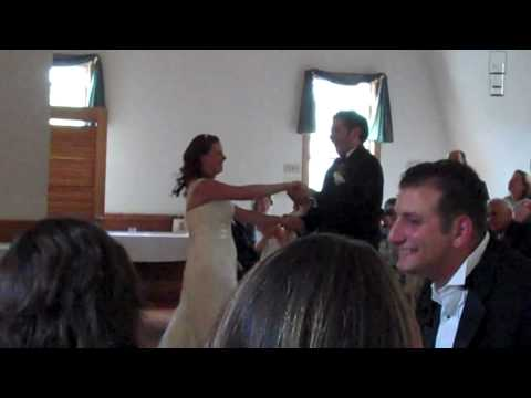First Dance of Kate (Schweyer) and Mike Tokla