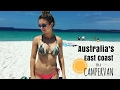 Traveling Australia's East Coast in a Campervan