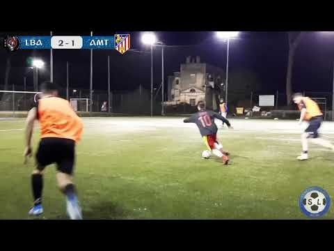 Highlights Xv Sbordone League Champions League Semifinale Los Banditos-atletico Ma Non Troppo