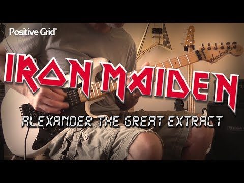 Iron Maiden - Alexander The Great Extract