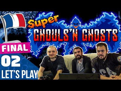 Super Ghouls'n Ghosts [SNES] - Let's Play FR (2/2)