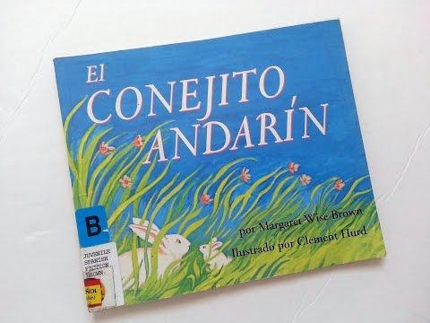 El Conejito Andarín | The Runaway Bunny By Margaret Wise Brown | Read Aloud Spanish | Español