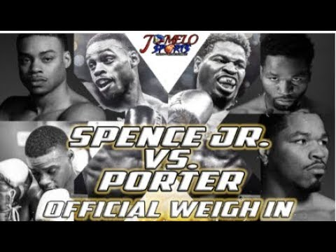 Who among the two could fight Manny Pacquiao?  SPENCE or PORTER?