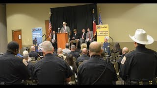 Brazos County Sheriff's Office is First Local Agency in Texas on FirstNet