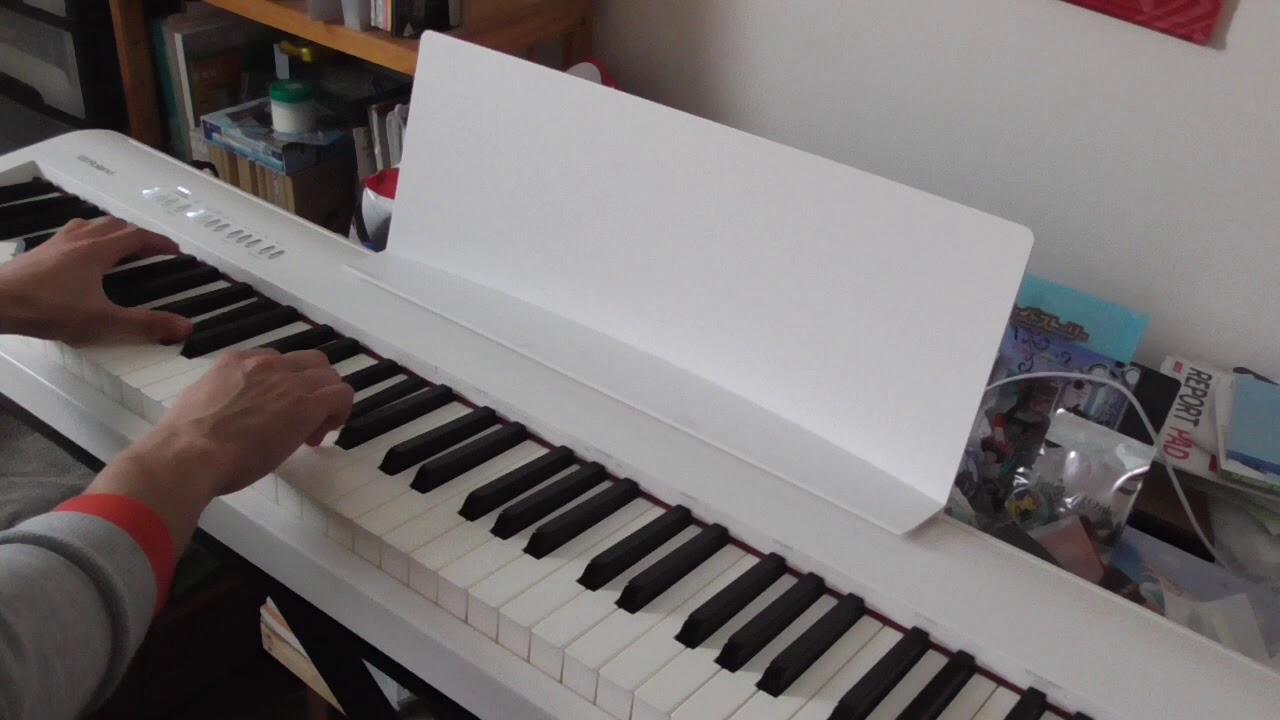 簡単に弾けるOnly my Railgun 【ピアノ】とある科学の超電磁砲Op.
