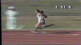 1982 Commonwealth Games Mens 3000m Steeplechase