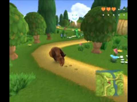 Dogs Island Wii Game