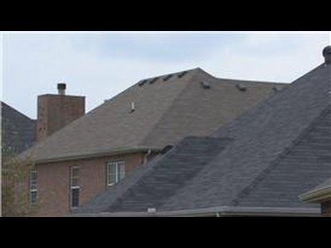 Home Improvement U0026 Maintenance : How To Calculate Shingles Needed