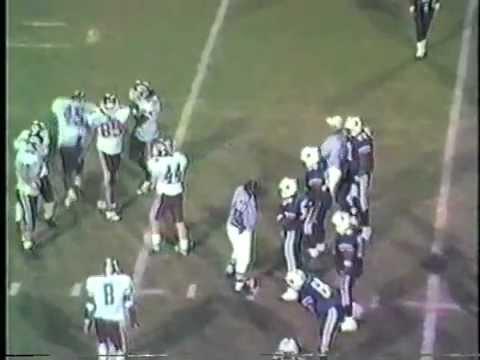 Warner Robins Demons vs. Northside Eagles, 2000 City Championship
