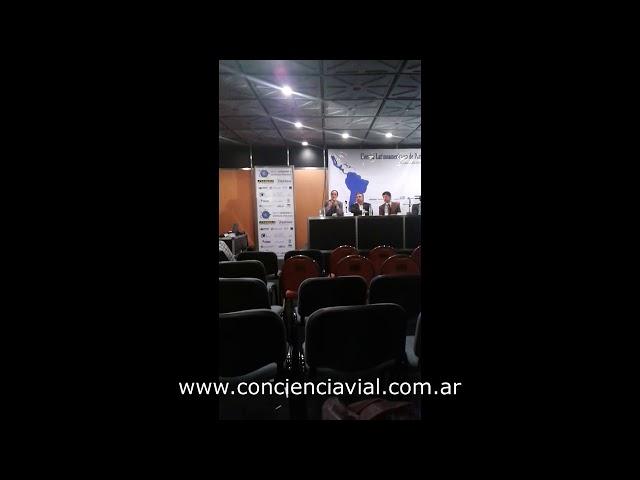 2012 - XI Congreso Internacional para Gobiernos Locales - Exposición de Axel Dell' Olio
