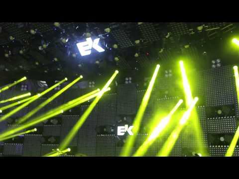 2015 GET Show Lighting Show 2