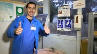 Hospital Geriatrico La Paz de la Tarde Acreditacion2015