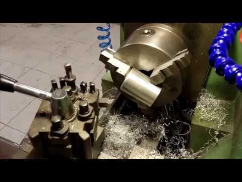 Costruzione Di Un Pomello Per Cambio - Tornitura Alluminio [Parte 1]