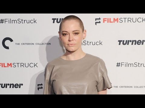 Rose McGowan Claims She Was Raped By a Hollywood Executive