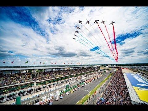 24h Le Mans 2019 (4k)