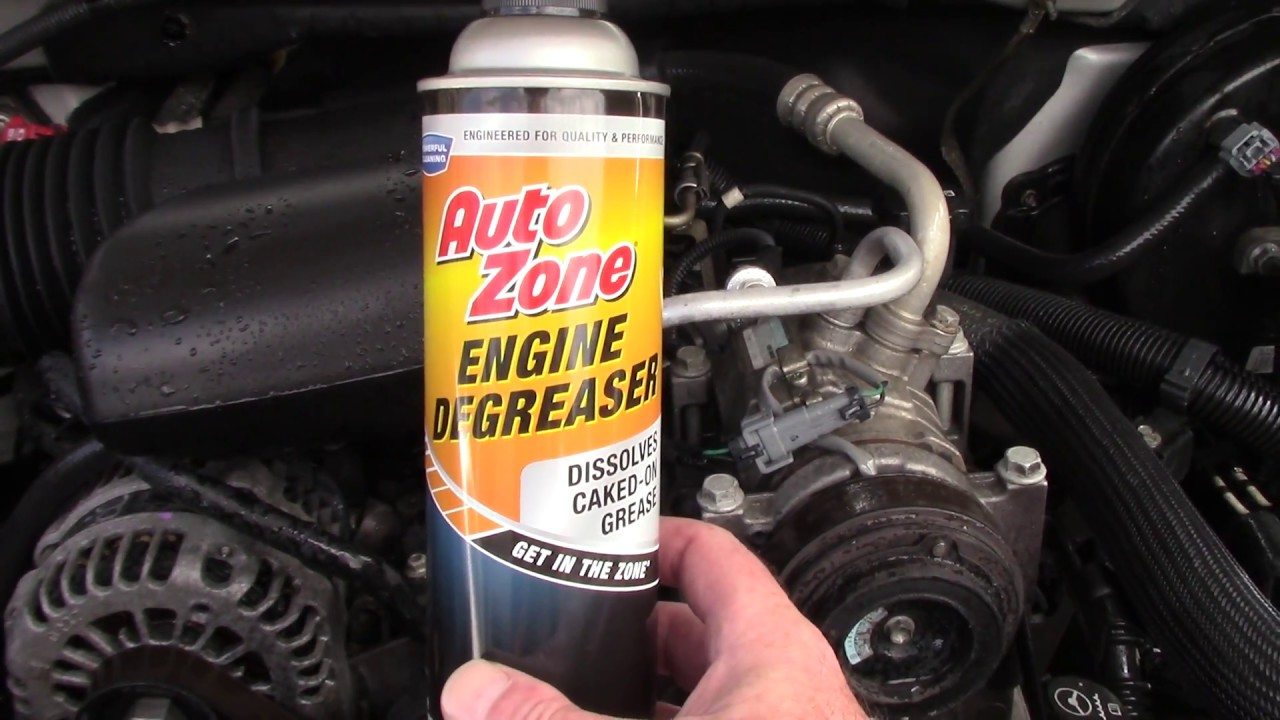 Autozone Engine Degreaser Review Boy This Was A Hard Review Youtube