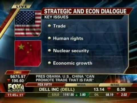 Charles Horner on the U.S.-China Economic Summit