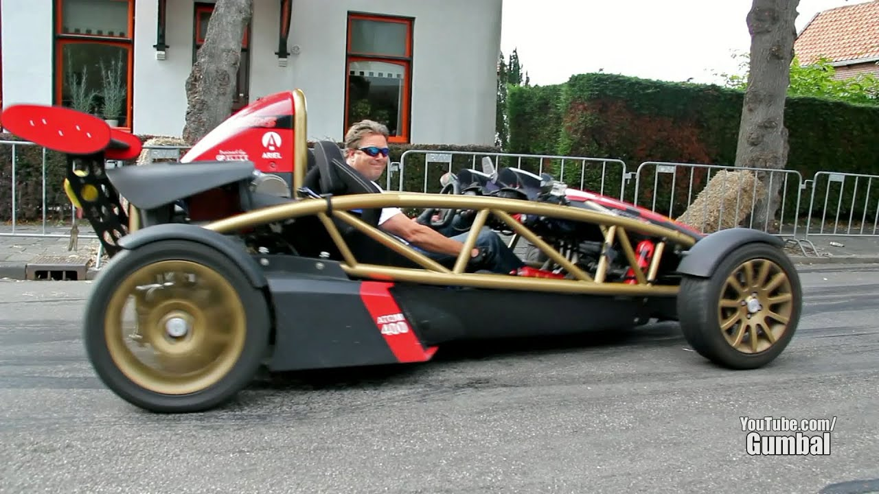 Ariel Atom Car For Sale Usa