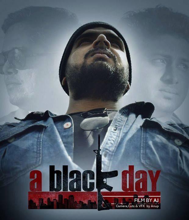 Black Day Short Film Trailer 2015 Youtube