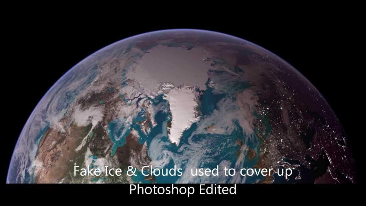 Black Hole On Google Earth
