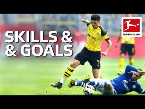 Jadon Sancho - Magical Skills & Goals