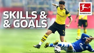 Jadon Sancho - Magical Skills & Goals
