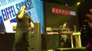 Eiffel 65 - Too Much of Heaven LIVE 90er Mega Sause (22/11/2014)