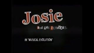Cartoon Network Groovies - Josie y Los Gatitos en ''Evolución Musical'' (Josie Mermelada)