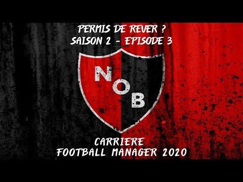Carrière FM 20 : Permis de rever? Saison 2 - Episode 3