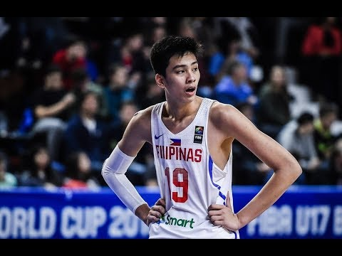 Kai Sotto's Game Highlights vs New Zealand (VIDEO) 22PTS, 10REBS, 4BLKS