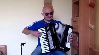 ANDRE Tylko z tobą akordeon DISCO POLO 2015  NUTY