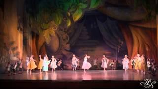 Фрагменты балета Золушка ДБТ г Харькова