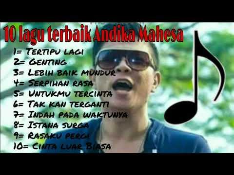 10 Lagu Terbaik Andika Mahesa