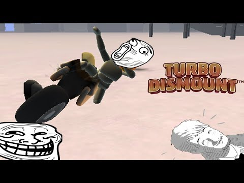 Turbo Dismount 3 DAB Y ACCIDENTES ESTUPIDOS Loquendo