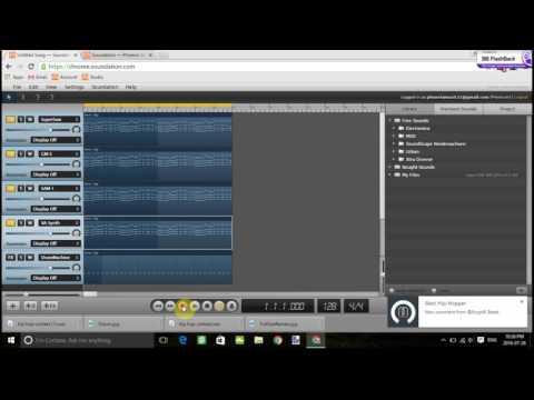 Soundation tutorial 5:Progressive house