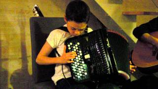 Viva Espana - Accordéon - Pierre 9 ans