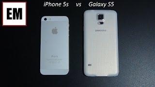 samsung galaxy s5 vs apple iphone 5s ita da esperienzamobile