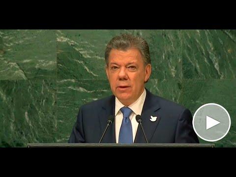Alocución del señor Presidiente de la República Juan Manuel Santos - 21 de septiembre de 2016