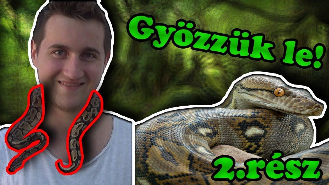 pénisz alakú kígyó