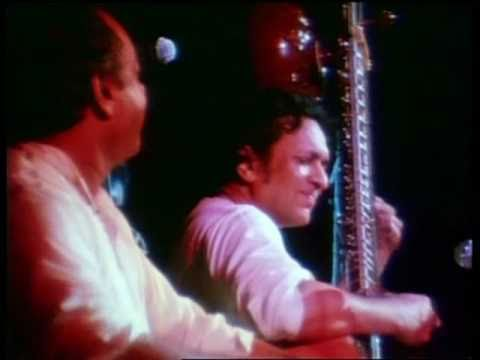 Ravi Shankar & Alla Rakha - Evening Raga (Live at Woodstock)