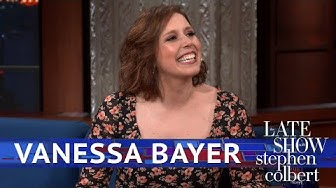 Vanessa Bayer Remembers Her 'Make A Wish' Wish