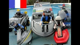 PLAYMOBIL POLICE Polizei Film