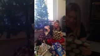 White Christmas Panic At The Disco - STAMP3