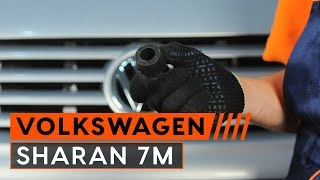 Montage Distributieketting VW SHARAN: videotutorial