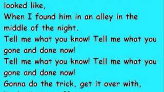nickelback just to get high lyrics