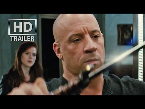 The Last Witch Hunter | official trailer #1 US (2015) Vin Diesel