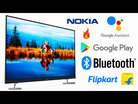 Nokia 65inch Ultra HD 4K LED Smart Android TV With Onkyo Sound bar (65TAUHDN) - Nokia new range tvs