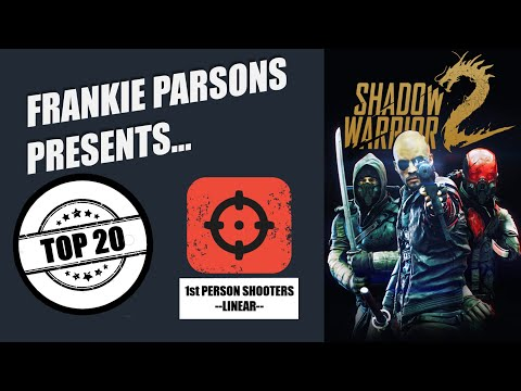 Shadow Warrior 2: Quick Guide + Top 20 - First Person Shooters (Linear): |